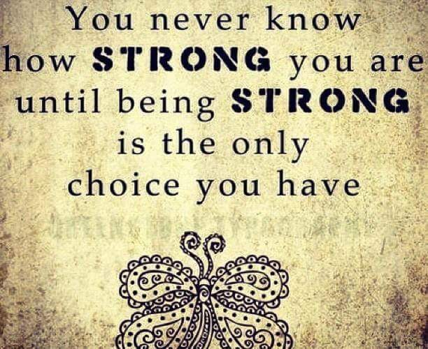 Strength through Chronic Pain